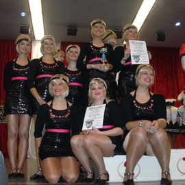2. Platz der Community Dancer