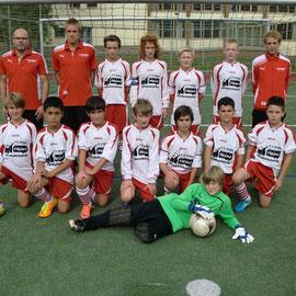 D-Junioren 2012/13