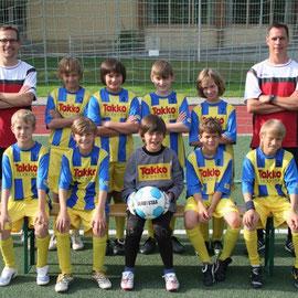 E1-Junioren (Meister der Kreisstaffel)