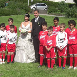 F-, E-, D-Junioren Hochzeit Ivica Blaskic