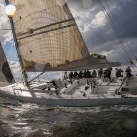 Kieler Woche 2019 Charter Event Racer Yacht