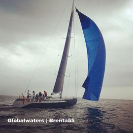 Kieler Woche Jacht Brenta 55