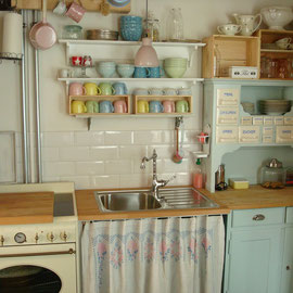 Meine kleine Küche