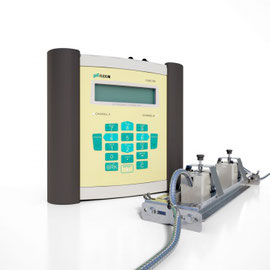 FLUXUS F601 The Portable Multi-Functional Flowmeter