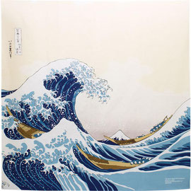 "* 104 cm Ukiyoe ""The Great Wave/Hokusai"""