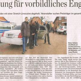 07.02.2013 Hamburger Abendblatt