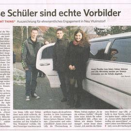 07.02.2013 Harburger Anzeigen und Nachrichten