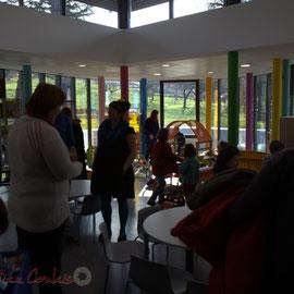 Espace Relais Assistante Maternelle, Pôle culturel et social La Source, Sallebœuf