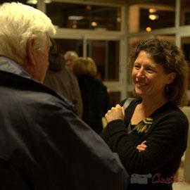 Marie Bové, Conseillère régionale, Europe Ecologie Les Verts (E.E.L.V.)