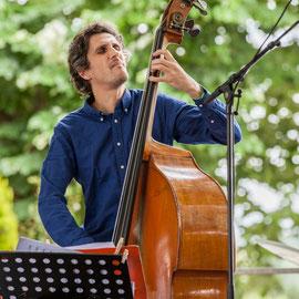 Kevin Reveyrand, Eric Séva Quartet, Festival JAZZ360 2016, Camblanes-et-Meynac