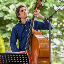 Kevin Reveyrand, Eric Séva Quartet, Festival JAZZ360 2016, Camblanes-et-Meynac, 11/06/2016