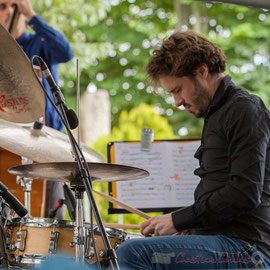 Matthieu Chazarenc, Eric Séva Quartet, Festival JAZZ360 2016, Camblanes-et-Meynac