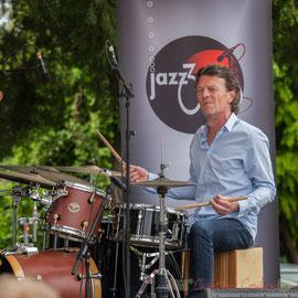 Christophe Léon Schelstraete, Taldea Group, Festival JAZZ360 2016, Quinsac