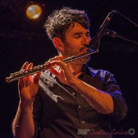 Joce Meinniel, Festival JAZZ360 2016, Cénac, 10/06/2016