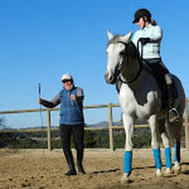 Clínic de Equitación Etológica