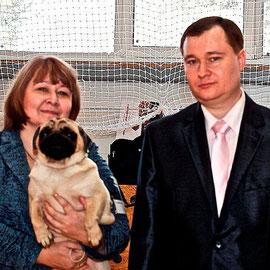 Элин Паг Инфинити Эссенс(Афина) и Кремнев М.Ю.09.03.2014.