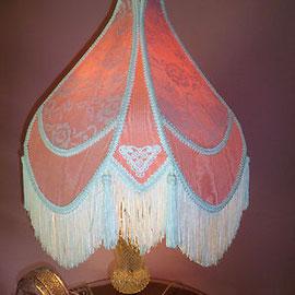 изготовление абажуров, викторианский абажур, ретро абажур, купить абажур