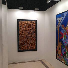 """""""Symbiose de deux mondes""""Nja Mahdaoui / Vincent Abadie Hafez"""