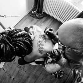 JAGWA Ethic Ink / Natural temporary tattoo / www.jagwa.fr / Pict © Clément Cayrou