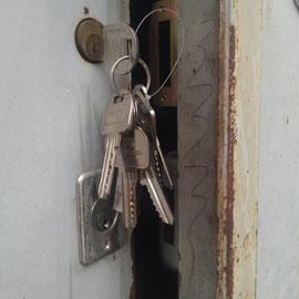 Début de l'aventure...clés en main ! - Photo © TiPii Atelier