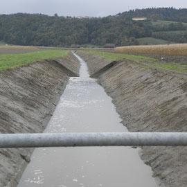 Wasserautobahn ohne Chance für Flora und Fauna
