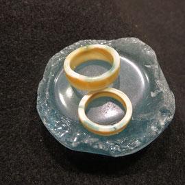 夜光貝指輪