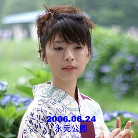 2006.06.24水元公園花菖蒲ゆかた08