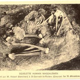L'importance du carbone 14 dans les squelettes datant
