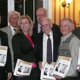 Lancement du numéro Au fil des Ans sur l'histoire politique de Bellechasse Dorchester au 20è siècle