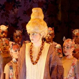"Opéra : ""Douce et barbe bleu"""