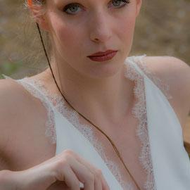 Maquillage et coiffure - Photographe : Confiture & Co
