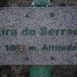 Eira do Serrade, 1094 m hoch