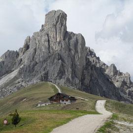 Einer meiner vier Lieblingspässe: der Passo di Giau