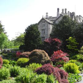 Der Garten zum Schloss