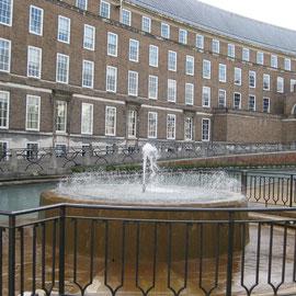 Universitätsgebäude in Bristol