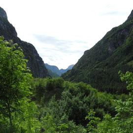 """Im """"Val de Mis"""" - ein wunderschönes, ruhiges Tal"""