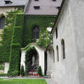 DAs Kloster in Brixen