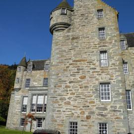 Das Castle Menzies