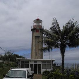Der Leuchtturm Ponta de Sao Jorge