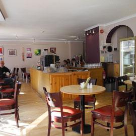 In Jedburgh gibt es Scones und Tee