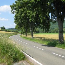 Und weiter durch´s schöne Hesseland