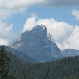 Ach ja, meine Berg!