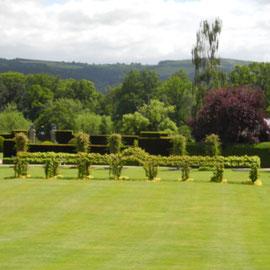 Einer der schönsten Gärten des National Trust