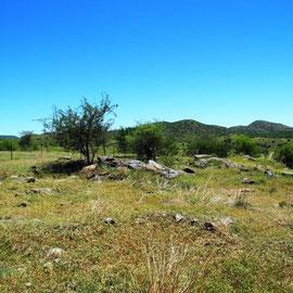 Adios, schönes Namibia-Land - die Erde hat uns wieder