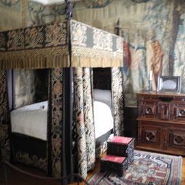 """Ein Schlafzimmer mit """"Isolierung"""""""