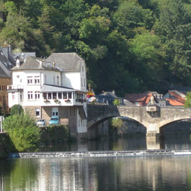 Brücke in Vianden