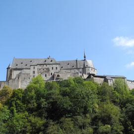 Schloss in Vianden