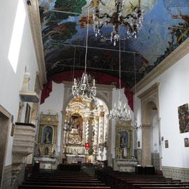 Die barocke Kirche Senhor Bom Jesus,