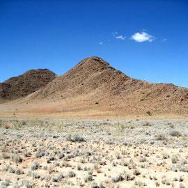 Wir haben das Gefühl: jetzt kommt die echte Wüste!