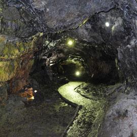 In Sao Vicente besuchen wir die Grutas, die Grotten